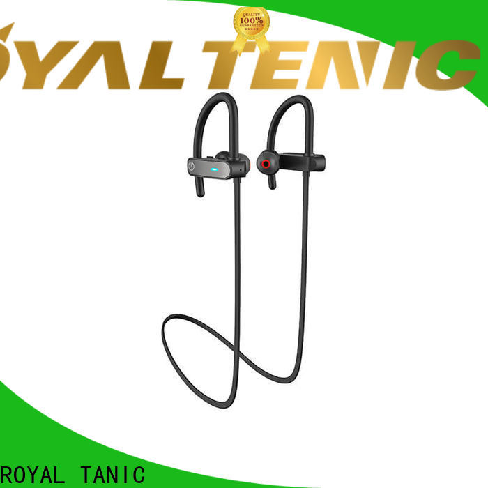 ROYAL TANIC practical best sport headphones customized for gym