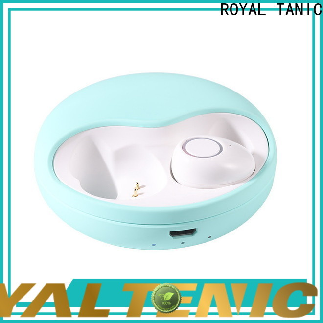 ROYAL TANIC sweatproof tws headphones wholesale for phone