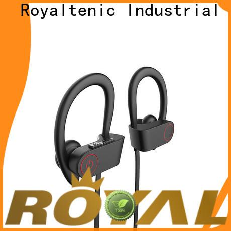 ROYAL TANIC waterproof bluetooth headphones manufacturer for running