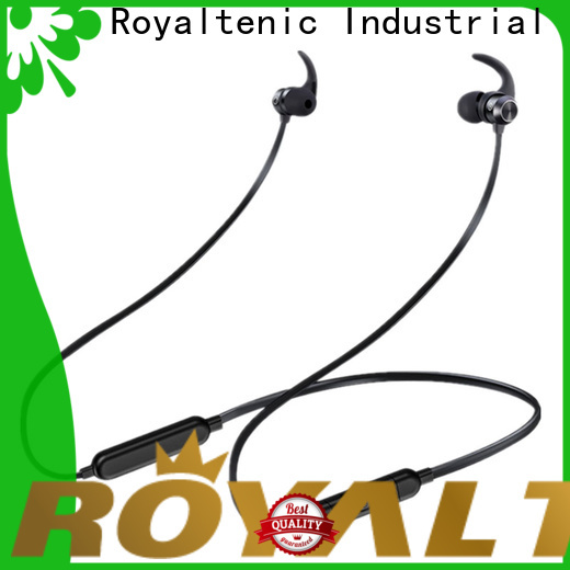 efficient sports bluetooth headphones with mic for work
