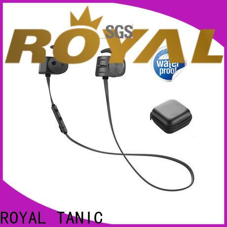 ROYAL TANIC magnetic earphones manufacturer for running