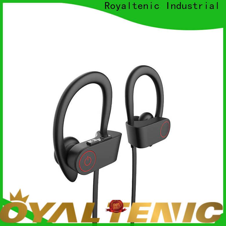 ROYAL TANIC long lasting best sport headphones series for running