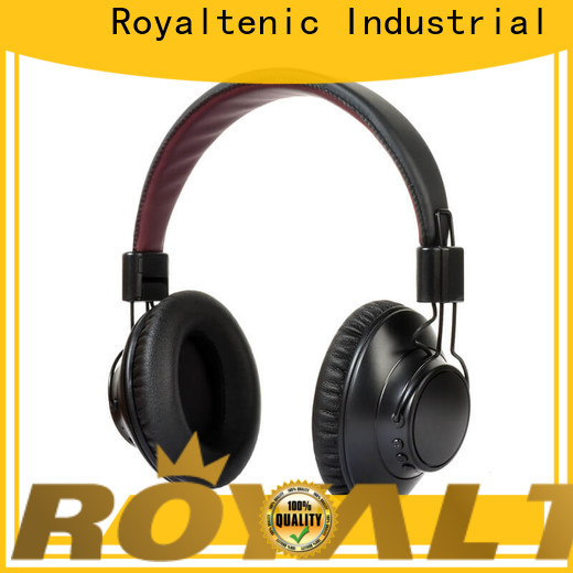 ROYAL TANIC realiable noise cancelling headset promotion for home