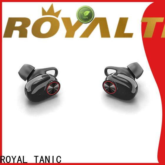 ROYAL TANIC tws earphones supplier for home