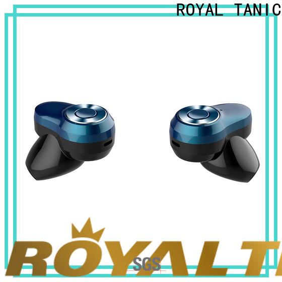 ROYAL TANIC sweatproof sports bluetooth headphones online for office