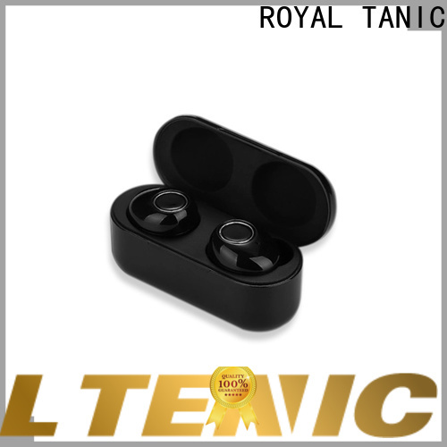 ROYAL TANIC tws bluetooth headset wholesale for work