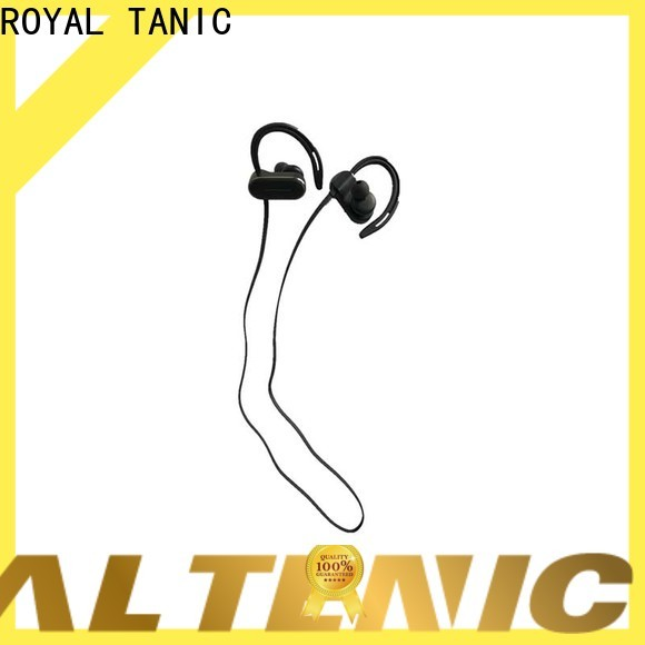 ROYAL TANIC good quality sports bluetooth headphones on sale for work