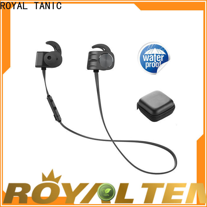 ROYAL TANIC stable magnet bluetooth headset factory price for daily life
