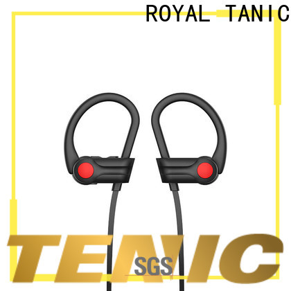 ROYAL TANIC durable waterproof bluetooth headphones from China for running