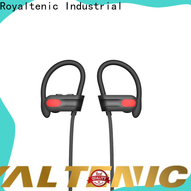 ROYAL TANIC durable sports bluetooth headphones series for gym