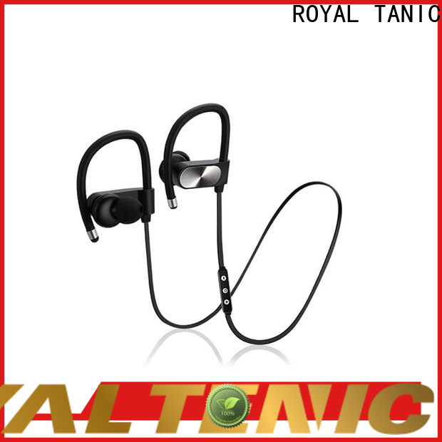 ROYAL TANIC sports bluetooth headphones directly sale for exercise