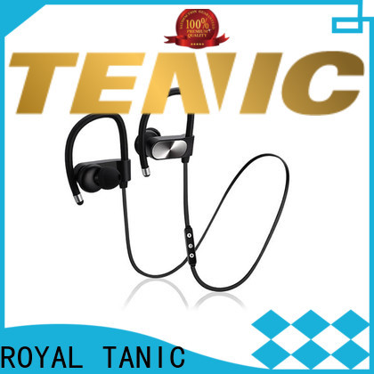 ROYAL TANIC best sports earphones customized for hiking