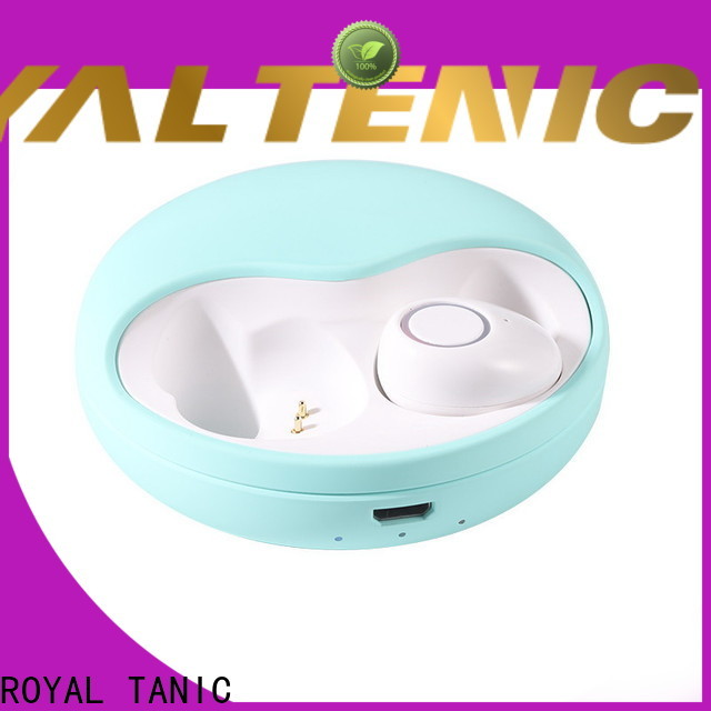 ROYAL TANIC tws earbuds personalized for work