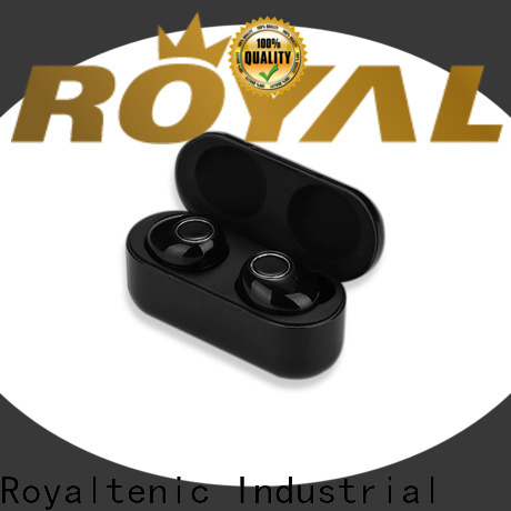 ROYAL TANIC realiable tws wireless earbuds supplier for home