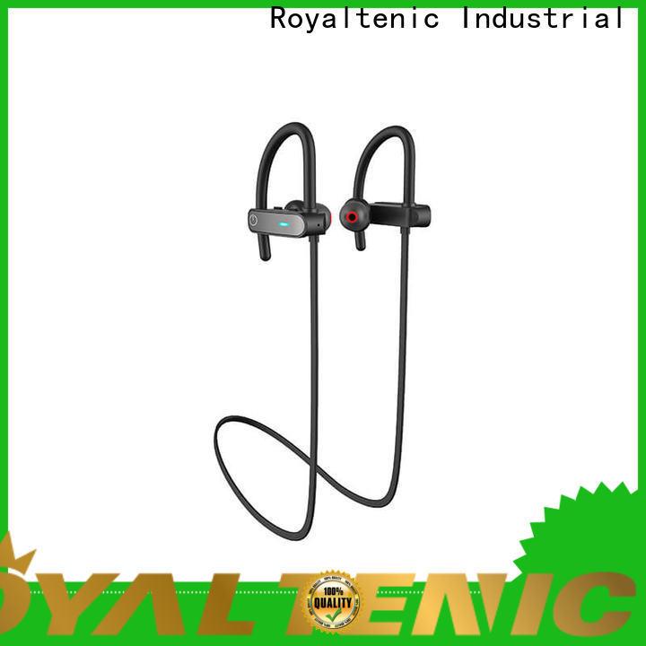 ROYAL TANIC gym headphones manufacturer for hiking