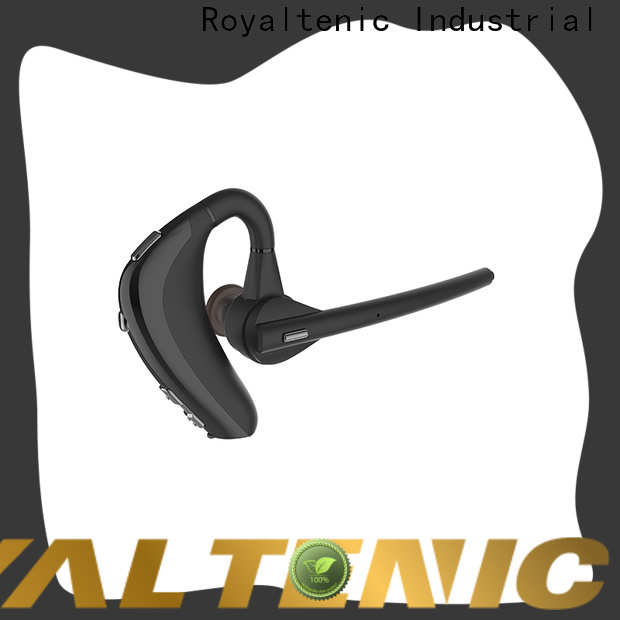 ROYAL TANIC running earphones from China for exercise
