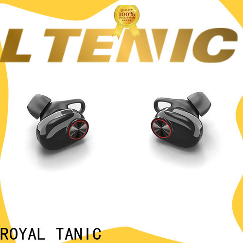 ROYAL TANIC long lasting mini tws earbuds factory price fro daily life