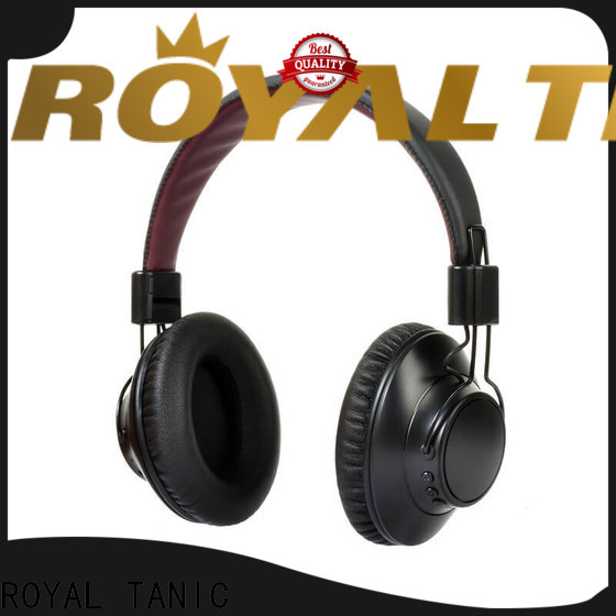 ROYAL TANIC beats noise cancelling headphones with mic for home