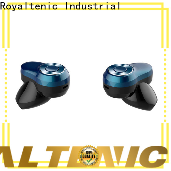 ROYAL TANIC long lasting sports bluetooth headphones on sale for office