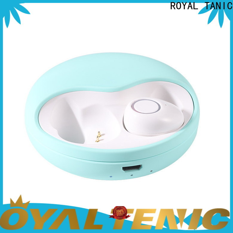 ROYAL TANIC tws earphones personalized fro daily life