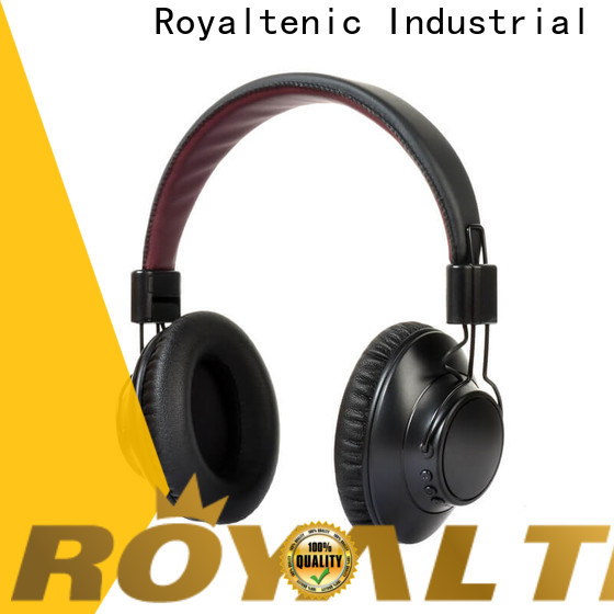 ROYAL TANIC noise isolating headphones on sale for home