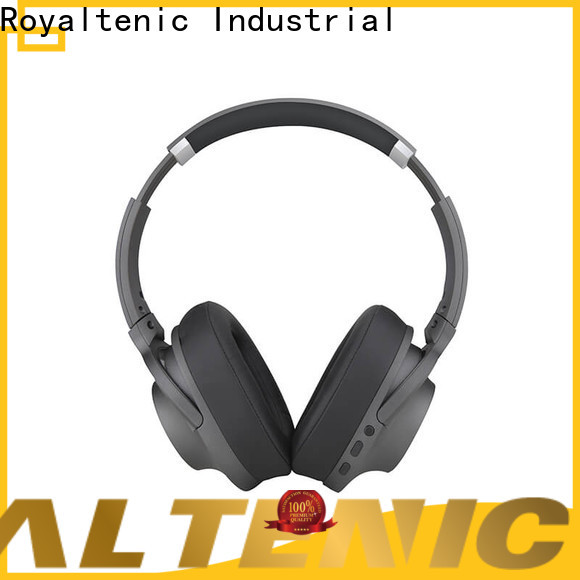 ROYAL TANIC wireless noise cancelling headset promotion for home