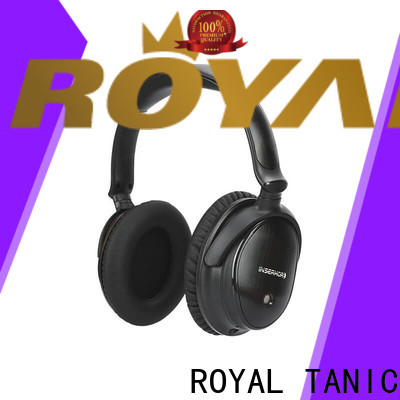 ROYAL TANIC beats noise cancelling headphones supplier for trains
