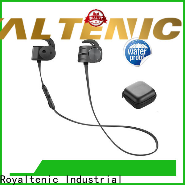 high quality magnetic bluetooth earphones manufacturer for outdoor sports