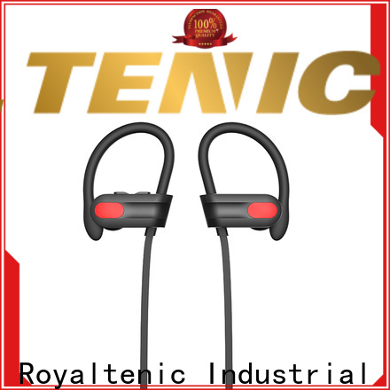ROYAL TANIC running earphones series for gym