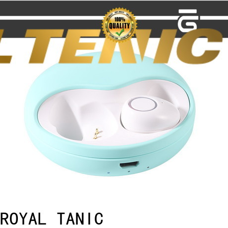 ROYAL TANIC good quality tws wireless earbuds personalized for home