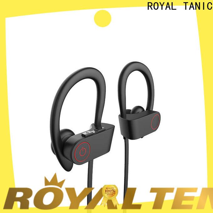 ROYAL TANIC running earphones series for hiking