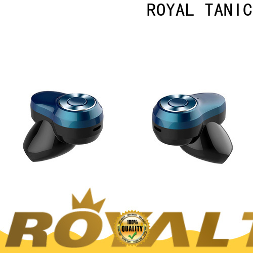 ROYAL TANIC sports bluetooth headphones with mic for office