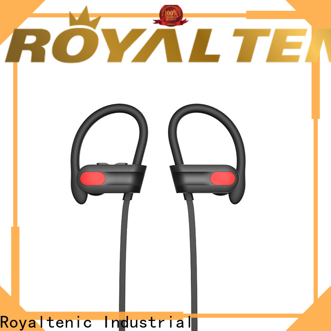 ROYAL TANIC gym headphones from China for gym