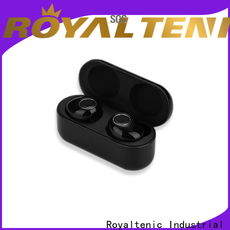ROYAL TANIC realiable mini tws earbuds factory price for tv