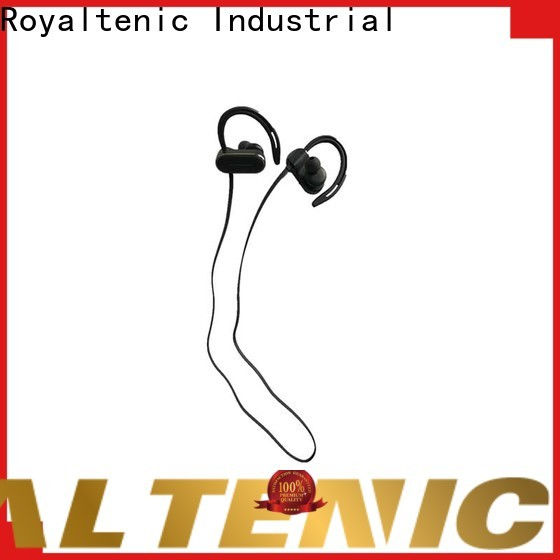 ROYAL TANIC sports bluetooth headphones with mic for tv