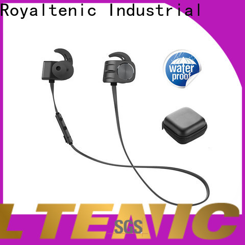 popular magnetic bluetooth earphones from China for gym