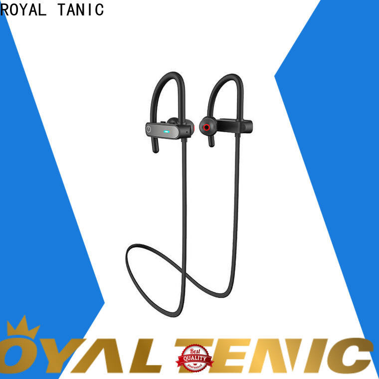 ROYAL TANIC running earphones from China for hiking