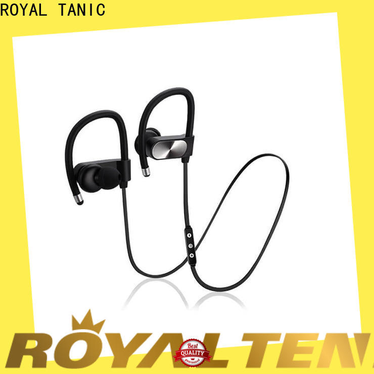 ROYAL TANIC practical sports headphones customized for exercise