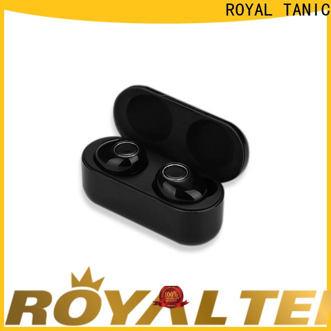 ROYAL TANIC tws earphones supplier for tv