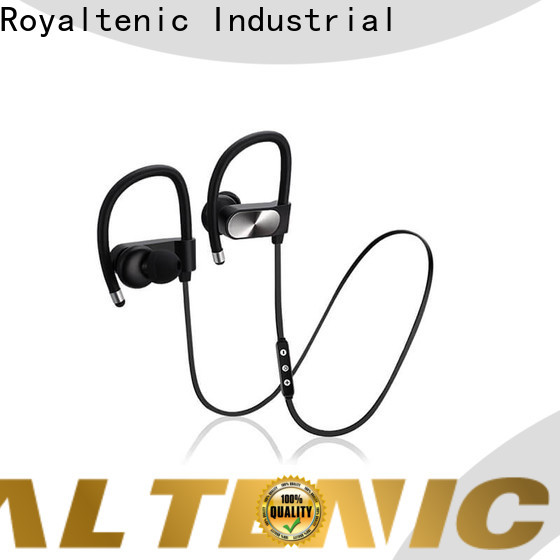ROYAL TANIC hot selling sports earphones from China for hiking