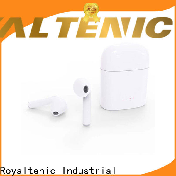 ROYAL TANIC tws bluetooth headset factory price fro daily life