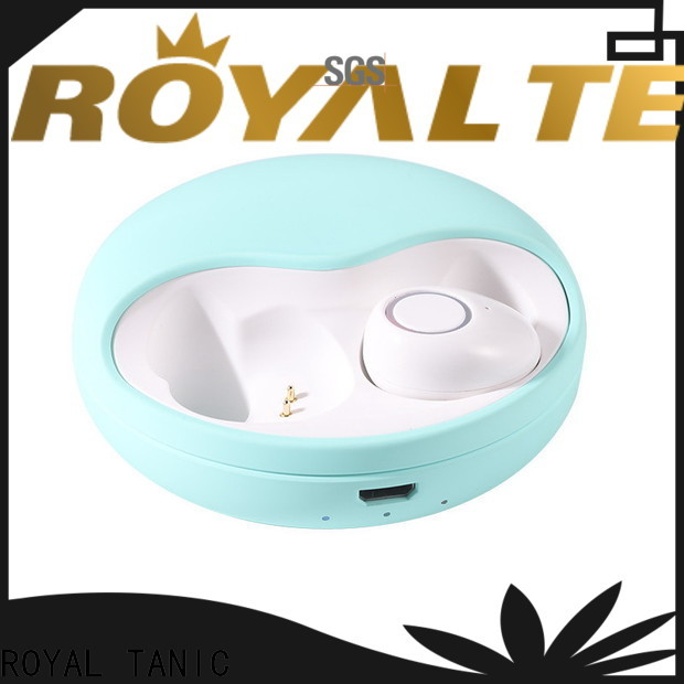 ROYAL TANIC realiable tws earphones factory price for office