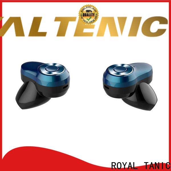 ROYAL TANIC good quality sports bluetooth headphones with mic fro daily life