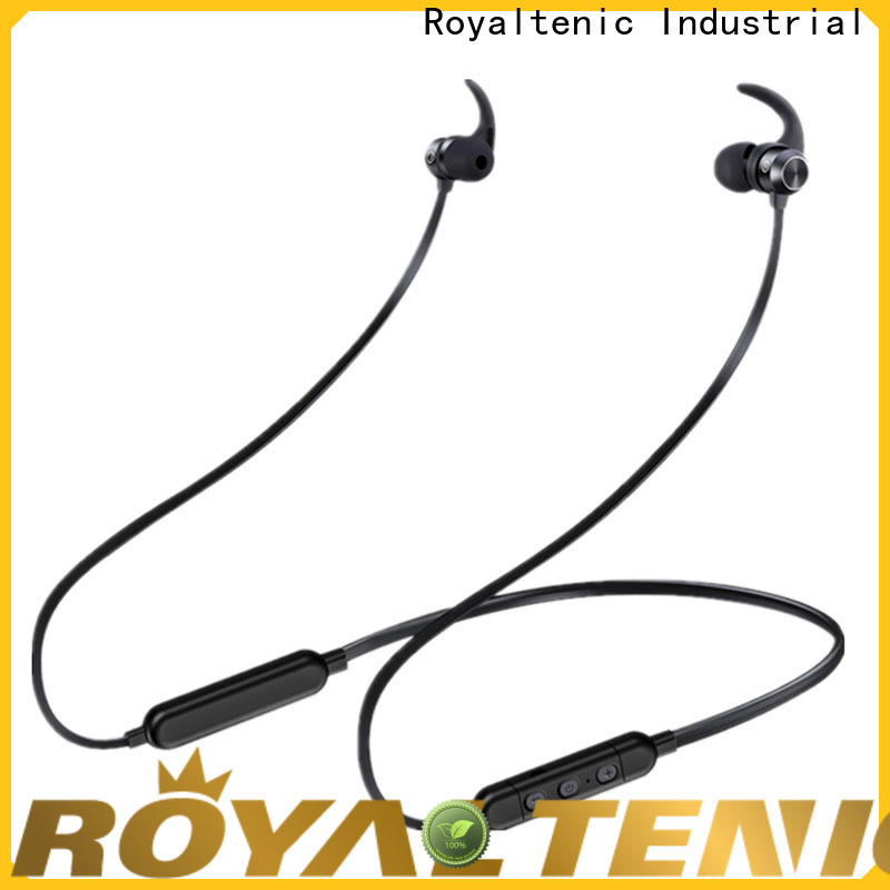 ROYAL TANIC good quality sports bluetooth headphones supplier fro daily life