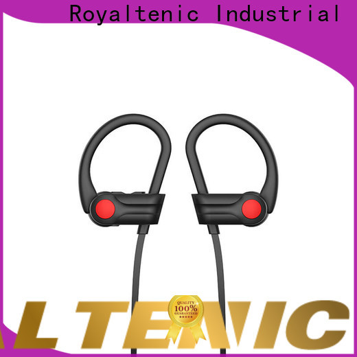 ROYAL TANIC sports bluetooth headphones manufacturer for running