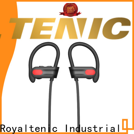 ROYAL TANIC durable sports headphones manufacturer for exercise