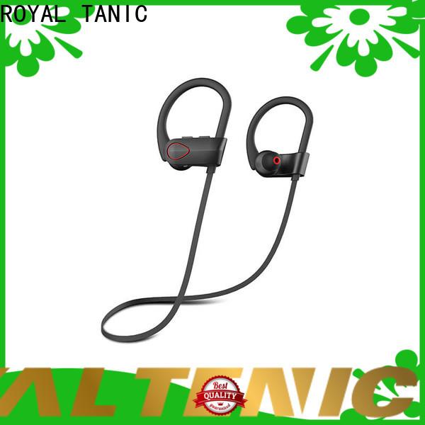 long lasting running earphones manufacturer for hiking