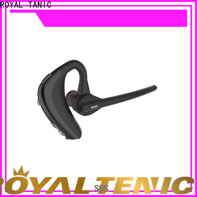 ROYAL TANIC long lasting gym headphones series for exercise