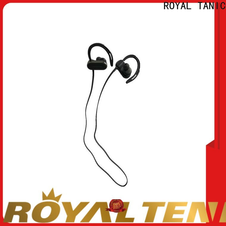 ROYAL TANIC efficient sports bluetooth headphones supplier for tv