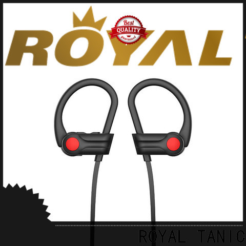 ROYAL TANIC practical sports earphones customized for gym
